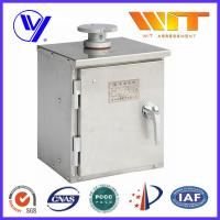 China High Voltage Drive Motor Operating Mechanism Boxes for Terminal Power Distribution Equipment wholesale