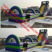 China  Gaint Cheap Inflatable Water Slides For Sale big kahuna inflatable water slide slip n wholesale