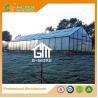 China Aluminum Greenhouse-Titan series-1406X506X302CM-Green/Black Color-10mm thick PC wholesale