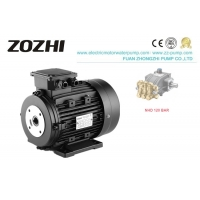 Buy cheap Pressure Washer Hollow Shaft 4 Pole 3 Phase Asynchronous Motor from wholesalers