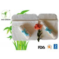 China Gentle Softness Bamboo Flushable Baby Wipes For Baby Sensitive Skin / Mother Using wholesale