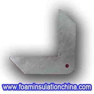 China Zinc-coated Steel Angle Bracket wholesale