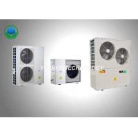 China Home Air Source High Temp Heat Pump Copeland Compressor CQC Approved wholesale