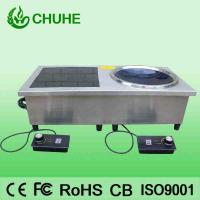 China 2015 home appliances double induction cooktop wholesale