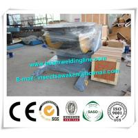 China Pipe Flange Small Manual Welding Positioners Adjustable 0-90 Degree wholesale