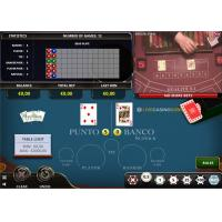 China Automatic Identification Poker Cheating Software For Baccarat wholesale