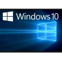 China Upgraded Windows 10 Home COA License Sticker Automatically Updateable wholesale