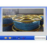 China Anti Twisting Flexible Steel Wire Rope / Braided Steel Rope 1000m Standard Length on sale