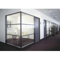 China Thermal stability Glass Partition Walls Maximum Size 2000 mm * 6000 mm on sale