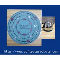 China Customized Logo Printed Cool Unique Drink Coasters , Promotional Personalized Placemats on sale
