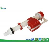 Bottom Entry Float Operated Toilet Fill Valve Made Of POM Material , Heavy Duty Manufactures