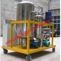 China Hydraulic Oil Purification Plant, Oil Purifier, Hydraulic Oil Treatment Machine,304 Stainless Steel type on sale