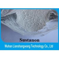 Healthy Injectable Testosterone Anabolic Steroid , Muscle Gain Steroids Test Sustanon 250 Manufactures