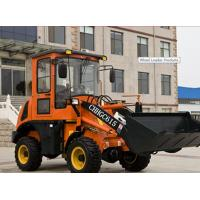 China Four Wheel Drive Small Wheel Loader On Sale wholesale