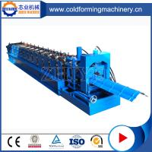 China Steel Roof Ridge Cap Roll Forming Machine wholesale