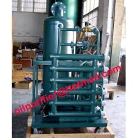 China Vacuum multi-stage transformer oil purifiers, cable insulating vacuum oil purification on sale