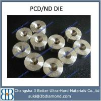 China Copper Wire Drawing Die/Wire Drawing Natural Diamond Dies wholesale