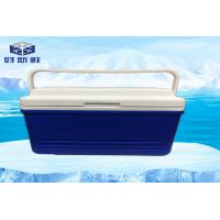 China Customized Turnover Cooler Box EPP Foam For Food Storage Logistics Cold Chain Box wholesale