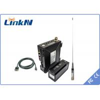 Buy cheap Professional 2~8km COFDM Transmitter high speed movement wireless video system from wholesalers