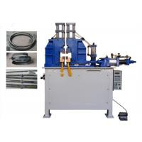 China Rebar Butt Electric Spot Welder , Flash Butt Welding Machine For Steel Strip / Rod / Steel Tube wholesale