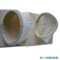 China 2 Micron Nomex Filter Bag In Cement Kiln Smoke Filtration , Water Filtration Bag wholesale