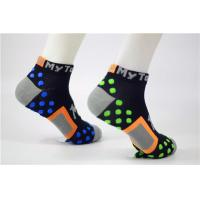 Quality Quick Dry Non Skid Socks For Elderly , Colorful Skid Resistant Socks With Polyester for sale