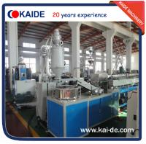China 60m/min Round Drip Irrigation Pipe Extrusion Machine wholesale