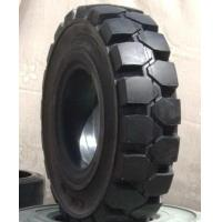 Buy cheap Industrial Solid Tyre, solid forklift tire from wholesalers