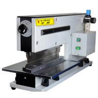 Buy cheap 0.50~3.8mm Thickness 220VAC 110V PCBA FR4 PCB Cutting Machine / V Cut Cutter from wholesalers