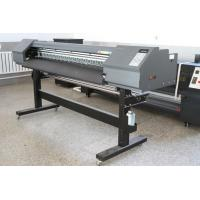 China High Speed 64'' Eco Solvent Inkjet Printer , 2880 Dip Solvent Based Printer wholesale