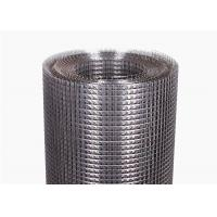 China SGS Stainless Steel Welded Wire Mesh Panel And Rolls For Construction wholesale