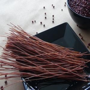 China Allergy Free red bean spaghetti Linguine pasta wholesale