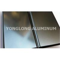 China Polished Coated Aluminum Window / Door Frame Profile T5 , T6 Temper wholesale
