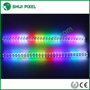 RGB led tube 3D pixel light tube modern bumper car lamp for Amusement park Manufactures