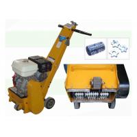 China Deep Adjustment 13.5HP Engine Floor Scarifying Machinery For Sidewalk Repair wholesale