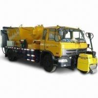 China Asphalt Pavement Repair Truck with 80km/h Maximum Running Speed and 5.1T Loading Capacity on sale