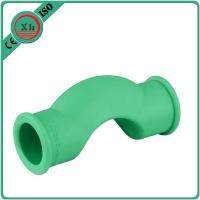 China Frost Proof PPR Plastic Fittings , Ppr Pipe Fittings Impeccable Sturdiness wholesale