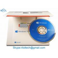 China Windows 10 Home Pack USB 32 / 64 Bit , OEM Win 10 Pro / Home Windows 10 Coa Key wholesale