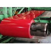 China Cold Rolled Prepainted Galvanized Steel With Excellent Corrosion Resistance wholesale