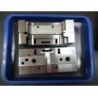 China Customized EDM Spare Parts / Machining Caride Parts Of Sliders For Injection Mold wholesale