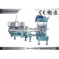 China Automatic 2 In 1 Beverage Filling Machine Equipment For Carbonated Soft Drink wholesale