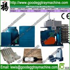 China plastic egg tray making machine on sale