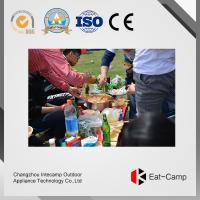 China EATCAMP Outdoor Kitchen Posthouse 7.4 Kg - 3 KW * 2 - 40 L Of Essential Travel Tools wholesale