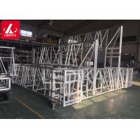 Buy cheap 520mm X 470mm Folding Projector Truss Arched Structural System High Hardness Truss from wholesalers
