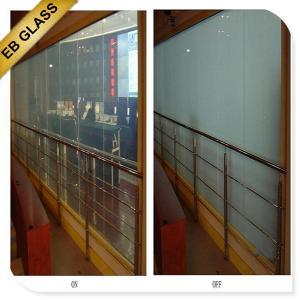 China Intelligent Glass Manufacturer,Switchable glass,pdlc glass partition EB GLASS wholesale