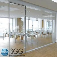 Buy cheap frameless tempered glass door panels price 6mm 8mm 10mm 12mm 15mm from wholesalers