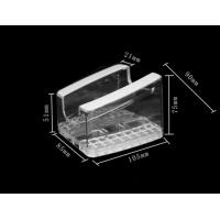 China COMER new design acrylic display tablet stand and display case with alarm controller system wholesale