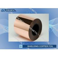 China Extraordinary strength Rolled Copper Foil for transformer winding wholesale