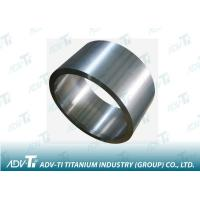 China ASTM B381 GR5 GR7 Metal Forgings Ring Customer Requirements / Drawings wholesale