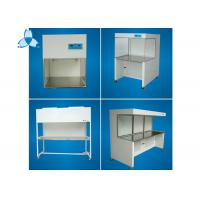 China Fire Proof Glass Laminar Flow Cabinet 220v / 110 V For Photoelectric Prompt wholesale